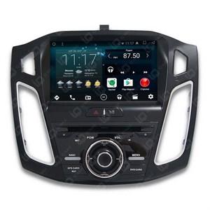 """Штатная магнитола IQ NAVI D58-1410 Ford Focus III 2011-2016 на Android 6.0.1 Octa-Core (8 ядер) 9"""""""