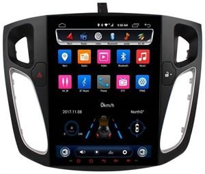 CarMedia OL-1208-9 для Ford Focus III 2011-2016 Tesla Style на Android  6.0