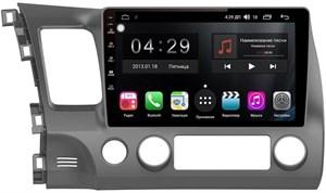 Штатная магнитола FarCar S200+ для Honda Civic 7 (VII) 2003-2005, Civic 8 (VIII) 2006-2012 на Android 8.0 (A044R)