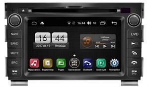 Штатная магнитола FarCar Winca s170 для Kia Ceed I 2010-2012, Venga I 2010-2017 на Android 6.0.1 (L086)