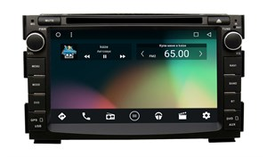 Штатная магнитола Wide Media WM-KR7042MA для Kia Ceed I 2010-2012 Android 6.0.1