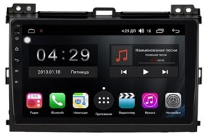 Штатная магнитола FarCar S200+ для Lexus GX 2002-2009 на Android 8.0 (A456R)
