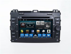 CarMedia KR-7095-T8 Lexus GX 2002-2009 на Android 7.1