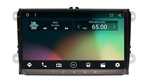 """Штатная магнитола Wide Media WM-CF3021NB для Seat универсальная 9"""" Android 7.1.2"""