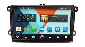 Штатная магнитола Wide Media MT9001bMF для Seat Altea, Leon, Alhambra Android 6.0.1