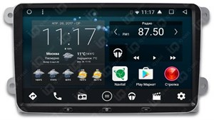 IQ NAVI T58-2505C Seat Altea, Leon, Alhambra на Android 7.1.2 Octa-Core (8 ядер)