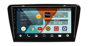 Штатная магнитола Wide Media WM-CF3083NB для Skoda Octavia III (A7) 2013-2017 Android 7.1.2 для авто без камеры