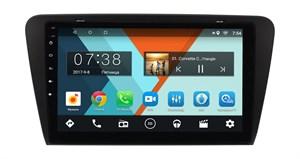 Штатная магнитола Wide Media MT1048MF для Skoda Octavia III (A7) 2013-2017 Android 6.0.1 для авто без камеры
