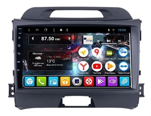 Штатное головное устройство DayStar DS-7071HB для KIA Sportage 2010+ на Android 8.1 (8 ядер)