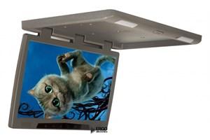 """Автомобильный потолочный монитор 20"""" ERGO ER20H (1680x1050) HDMI/AV, серый"""