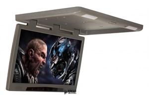 """Автомобильный потолочный монитор 22"""" ERGO ER22H (1680x1050) HDMI/AV, серый"""