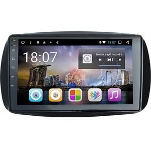 Автомагнитола для Mercedes-Benz Smart Fortwo III 2014-2019 MyDean A605 Android 8.1
