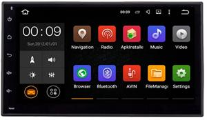 Штатная магнитола Roximo 4G RX-1002 Универсальная 2DIN (Android 10.0)