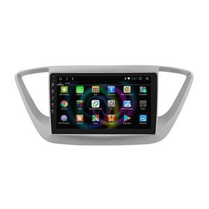 Автомагнитола для Hyundai Solaris (2017-) MyDean B967 Android 8.1