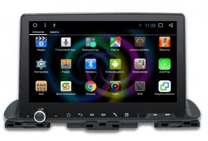 Автомагнитола для KIA Cerato (2018+) MyDean B821 Android 8.1 (Для высокой комплектации)