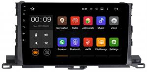 Штатная магнитола Roximo 4G RX-1112 для Toyota Highlander 3 (Android 10.0)