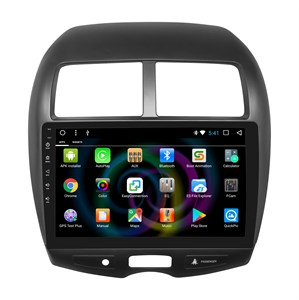 Автомагнитола для Mitsubishi ASX (2010-) MyDean B452 Android 8.1