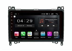 Farcar RG068R (S300)-SIM 4G с DSP для Mercedes-Benz Viano ll (W639) 2006-2014 на Android 9.0