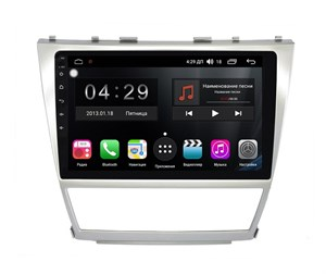 Farcar RG064R (S300) SIM-4G с DSP для Toyota Camry V40 2006-2011 на Android 9.0