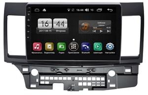 FARCAR LX037R (S195) с DSP для Mitsubishi Lancer X 2007-2018 на Android 8.1