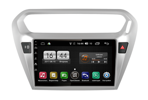 FARCAR LX294R (S195) с DSP для Peugeot 301 2012-2018 на Android 8.1
