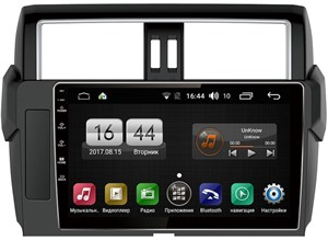FARCAR LX531R (S195) с DSP для Toyota Prado 150 2013-2017 на Android 8.1