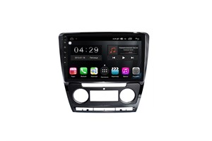 Farcar RG005R (S300) SIM-4G с DSP для Skoda Octavia II (A5) 2004-2013 на Android 9.0