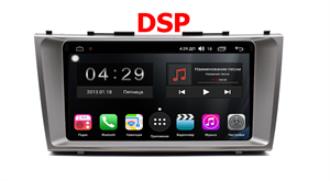 Farcar RG1171R (S300) SIM-4G с DSP для Toyota Camry V40 2006-2011 на Android 8.1