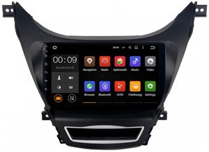 Штатная магнитола Roximo 4G RX-2006 для Hyundai Elantra 5 MD (Android 6.0)