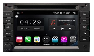 Farcar RG017 (S300) SIM-4G с DSP для Citroen C2 2003-2009 на Android 8.1