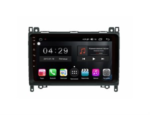 Farcar RG068R (S300) SIM-4G с DSP для Mercedes-Benz Viano ll (W639) 2006-2014 на Android 8.1