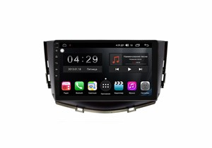 Farcar RG198R (S300) SIM-4G с DSP для Lifan X60 на Android 8.1