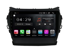 Farcar RG209 (S300) SIM-4G с DSP для Hyundai Santa Fe 2012+ на Android 8.1