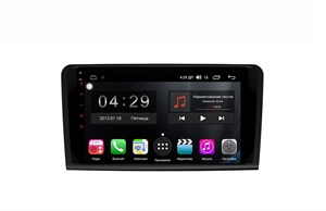 Farcar RG213R (S300) SIM-4G с DSP для Mercedes Benz ML-klasse (W164) на Android 8.1