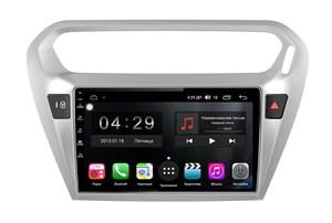 Farcar RG294R (S300) SIM-4G с DSP для Peugeot 301, Citroen C-Elysee на Android 9.0