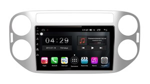 Farcar RG489R (S300) SIM-4G с DSP для VW Tiguan на Android 9.0