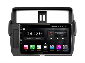 Farcar RG531 (S300) SIM-4G с DSP для Toyota Land Cruiser Prado 150 на Android 9.0