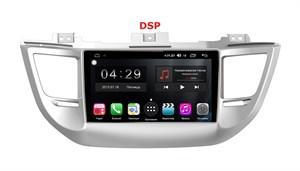 Farcar RG546R (S300) SIM-4G с DSP для Hyundai Tucson на Android 8.1