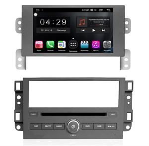 Farcar RG109 (S300) SIM-4G с DSP для Chevrolet Captiva на Android 8.1