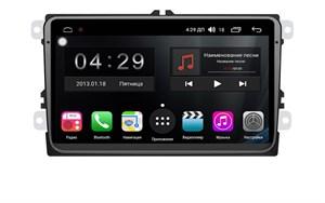Farcar RG818 (S300) SIM-4G с DSP для Skoda Rapid 2014+ на Android 9.0