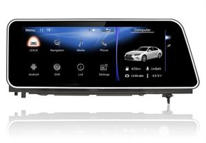 Штатная магнитола Parafar для Lexus RX IV (2015-2018) на Android 7.1.1 (PF3805B)