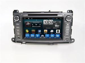 CarMedia KR-8086-T8 Toyota Sienna III 2010-2014 на Android 7.1