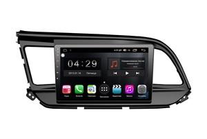 Farcar RG1159R (S300) SIM-4G с DSP для Hyundai Elantra 2018+ на Android 8.1