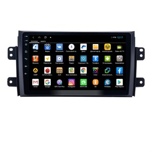 Parafar для Suzuki SX-4 (2006-2014) на Android 8.1.0 (PF124XHD)