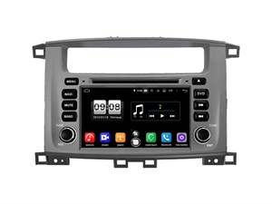 Farcar RA457 (S250) для Toyota Land Cruiser 100 2002-2007 на Android 8.0