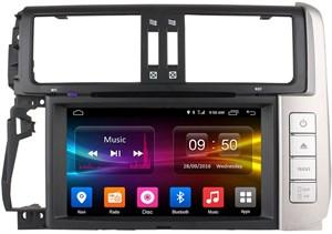 CarMedia OL-8605 для Toyota LC Prado 150 2009-2013 на Android  6.0