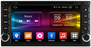 CarMedia OL-7699-MTK для Toyota на Android  6.0 (универсальная)