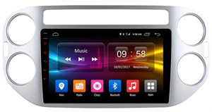 CarMedia OL-9908-MTK для Volkswagen Tiguan, Golf Plus на Android  6.0