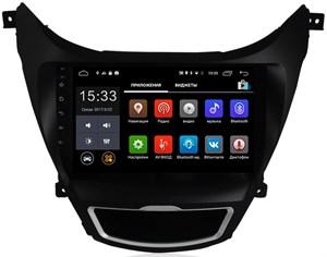 Штатная магнитола CarMedia MKD-9045 Hyundai Elantra V (MD) 2014-2016 Android 7.1