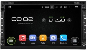CarMedia KD-6952 Nissan на Android 5.1